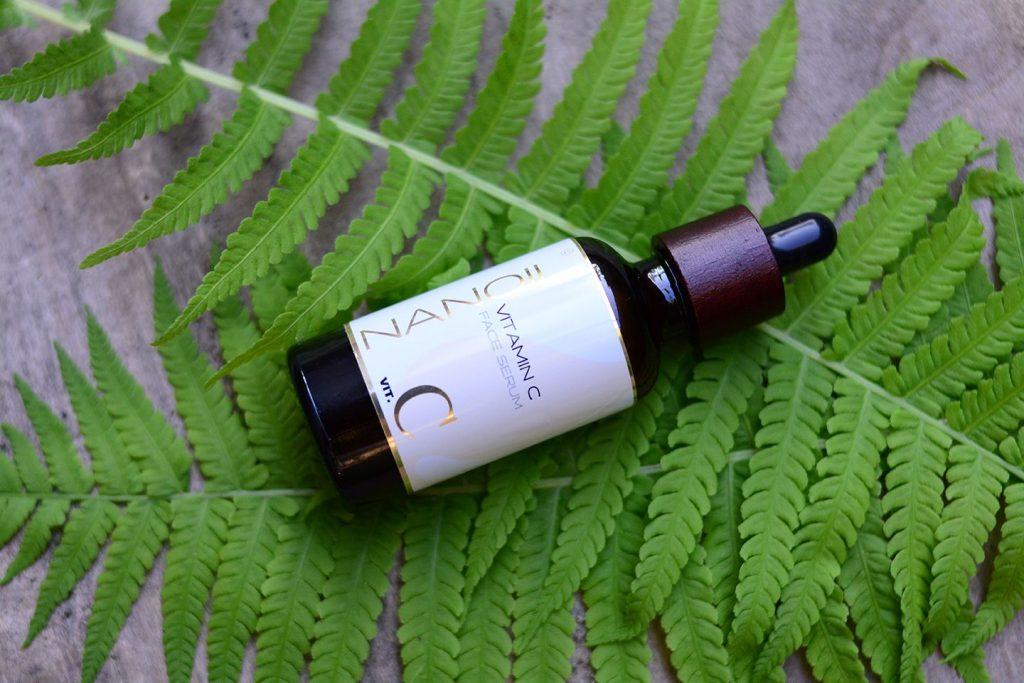 Nanoil najlepsze serum do twarzy z witaminą c