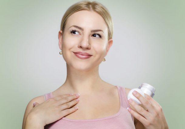 jak dbać o szyję i dekolt?