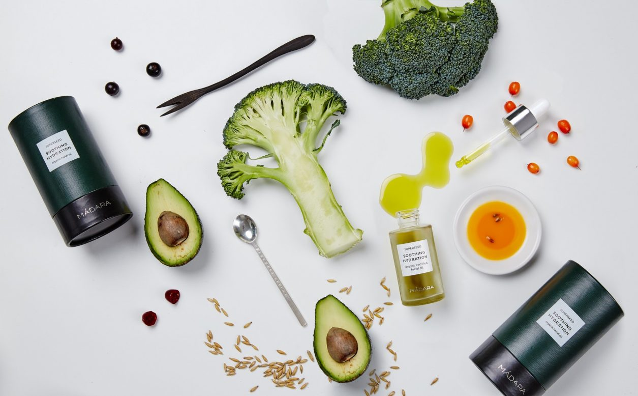 kosmetyki z warzyw