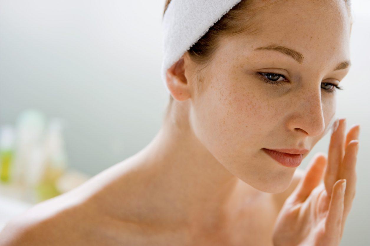 metody oczyszczania skóry