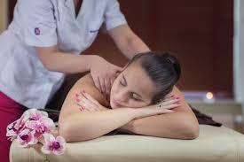 masaż rozgrzewający